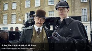 """第38回:【ネタバレ無し】ドラマ『SHERLOCK/シャーロック 忌まわしき花嫁(原題:""""Sherlock"""" The Abominable Bride)』レビュー"""