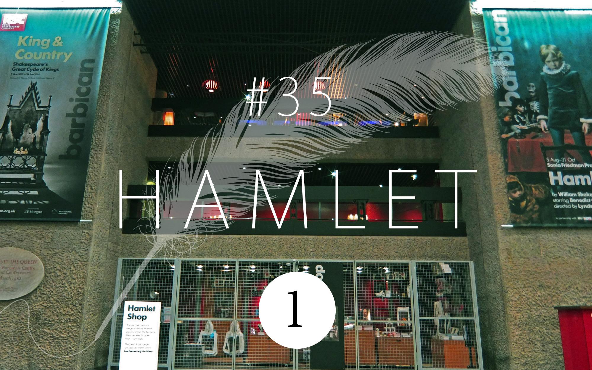 Podcast 第35回を文字起こし:【完全ネタバレ注意】ベネディクト・カンバーバッチ『HAMLET(ハムレット)』辛口レビュー(1)