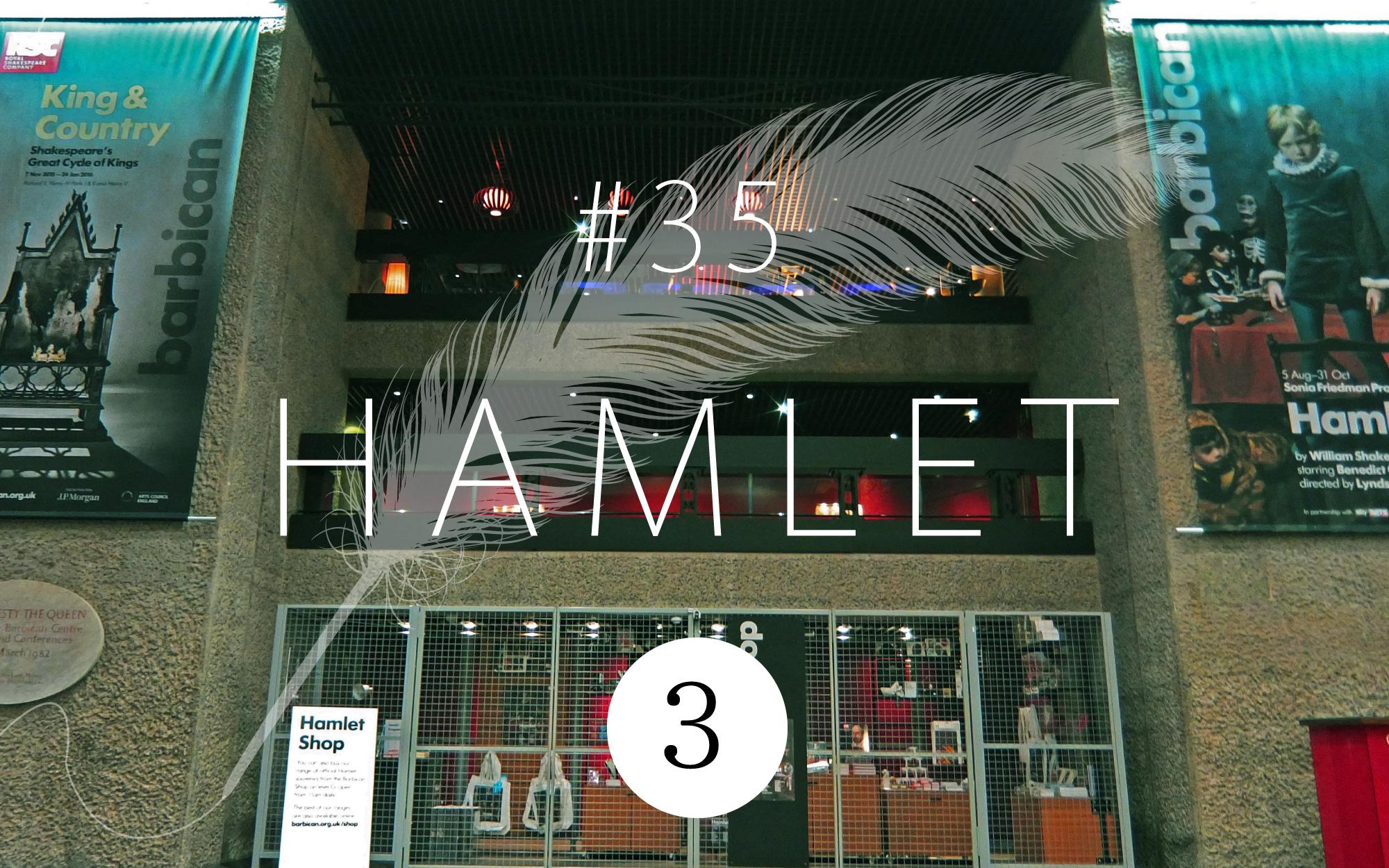 Podcast 第35回を文字起こし:【完全ネタバレ注意】ベネディクト・カンバーバッチ『HAMLET(ハムレット)』辛口レビュー(3)