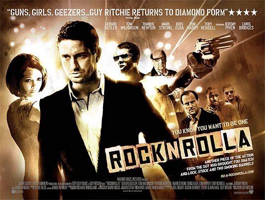 ロックな男はお嫌いですか? 古き《悪き》ロンドンの魅力全開!『ロックンローラ(原題:RocknRolla)』