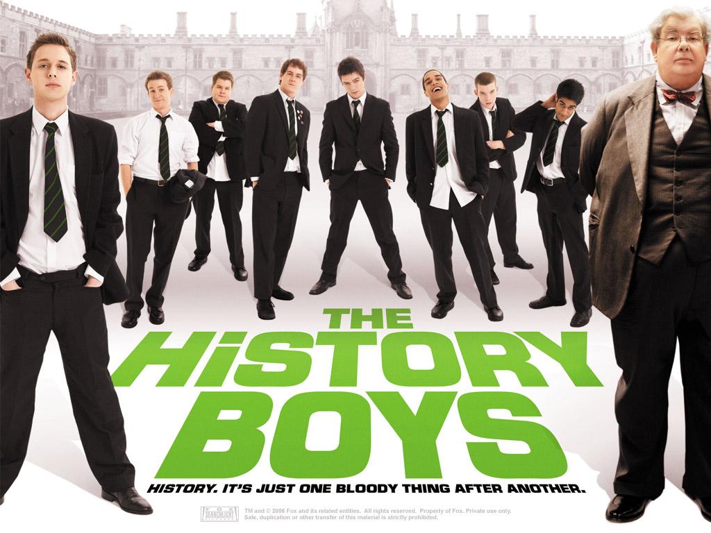 英国男子の作り方? 美しい詩と歌に酔う『ヒストリーボーイズ(原題:The History Boys)』