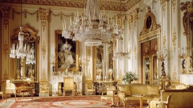 バッキンガム宮殿写真