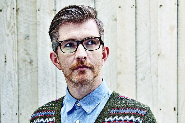 最近のお写真かな? おヒゲのマローン先生。 出典:http://www.thetimes.co.uk/