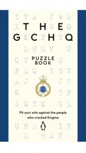GCHQパズルブック写真
