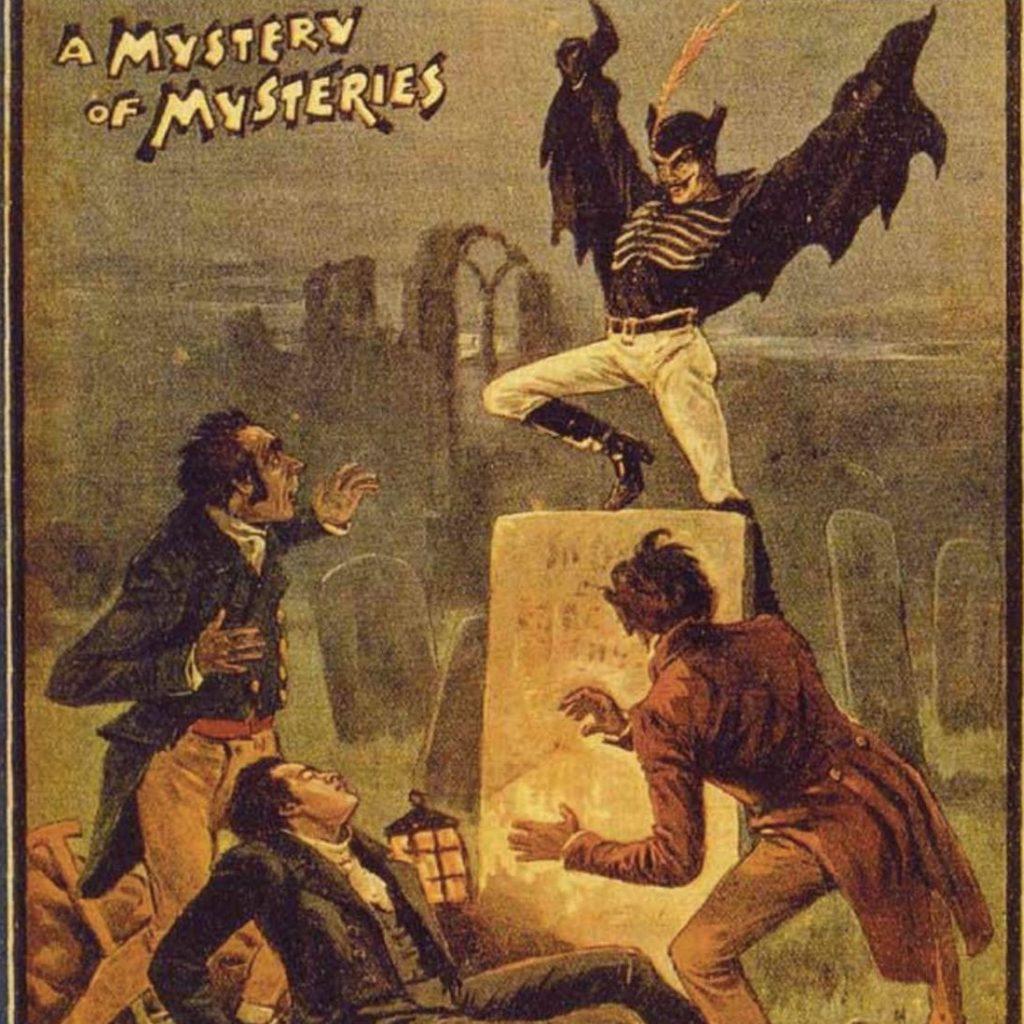 第104回:英国の都市伝説的怪人・バネ足ジャックの正体に迫る!? 漫画『黒博物館スプリンガルド』レビュー【ネタバレ無し】