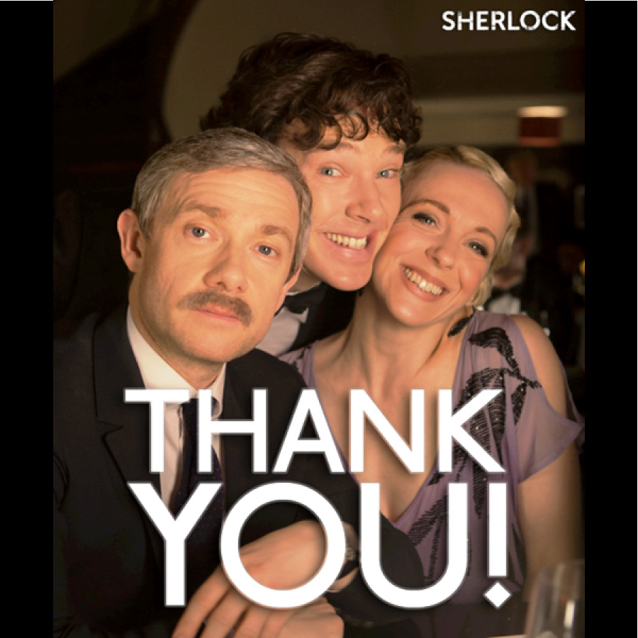 第103回:【祝・SHERLOCK4 日本公開!】拝啓モファティス様。あのとき伝えられなかったこの思い、いま叫んでも良かですか?【ネタバレ】