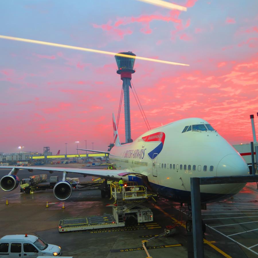 英国SKYTRAX社プレゼンツ「エアライン・オブ・ザ・イヤー2017」決定!ロンドン旅にベストな航空会社はどこだ!?